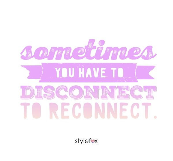 Social Media Detox Quotes STYLEFOX Fascinating Quotes About Social Media